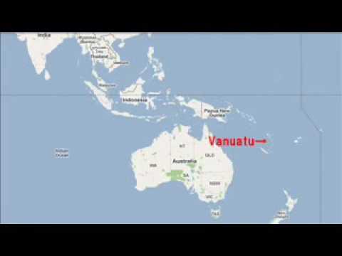 3945kHz / Radio Vanuatu, received in Japan