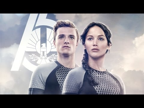 The Hunger Games: Catching Fire - Jennifer Lawrence and Josh Hutcherson Interview