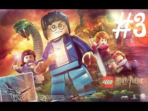 Lego Harry Potter Years 5-7 - часть #3 Фестралы и болото смерти