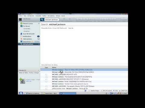 tutorial vuze 4.2(nuevo azureus)