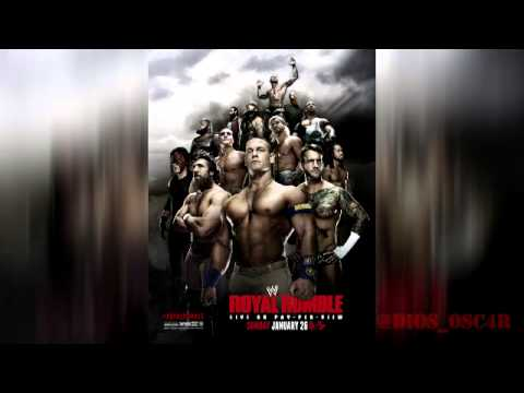 Wwe Royal Rumble 2014 Official Theme Song: we Own It video