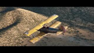 The Space Between Us - Biplane Crash - Own it on Digital HD 5/2 on Blu-ray & DVD 5/16