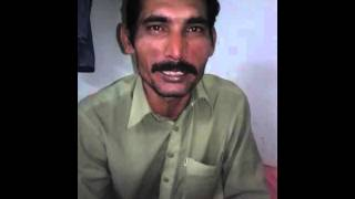 Poet Hayat Bhatti