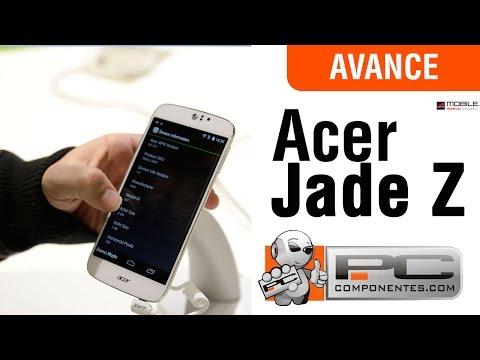 Acer Liquid Jade Z - Primeras impresiones