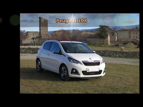 Peugeot 108 - Portalcoches
