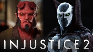 Injustice 2: Top 5 Guest Characters for Injustice 2! (Injustice:s Among Us 2)