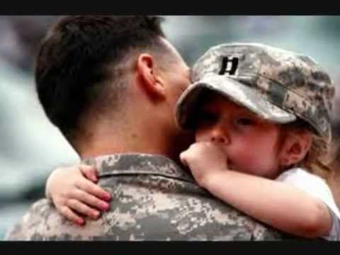 Daughtry - Home Military Tribute. video