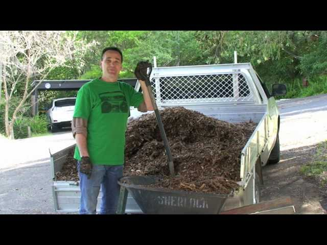How-to... Mulch - the why's & how's...