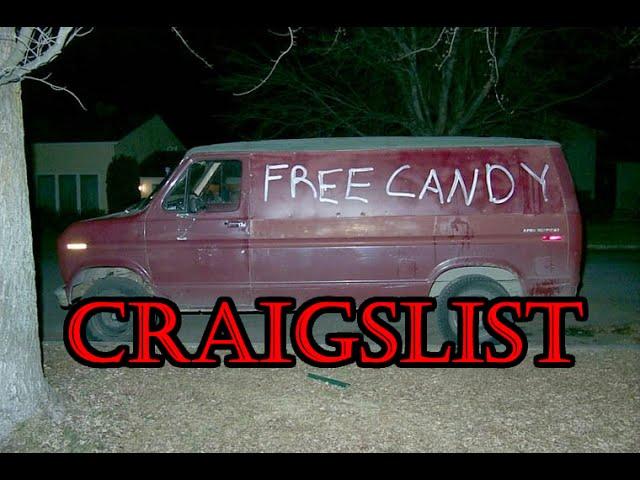 3 True Craigslist Horror Stories