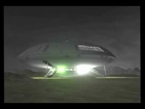 a spaceship landing on jupiter - photo #6