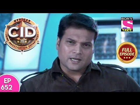 CID - Full Episode 652- 24th  April , 2018 thumbnail