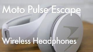Motorola Pulse Escape Budget Wireless Bluetooth Headphone