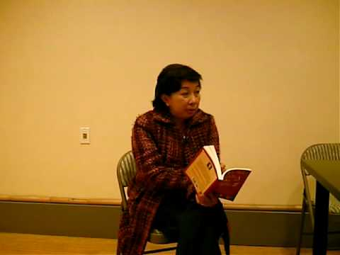 Marianne Villanueva reads at PAWA Arkipelago Literary Series Video