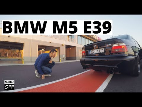 BMW M5 E39 -