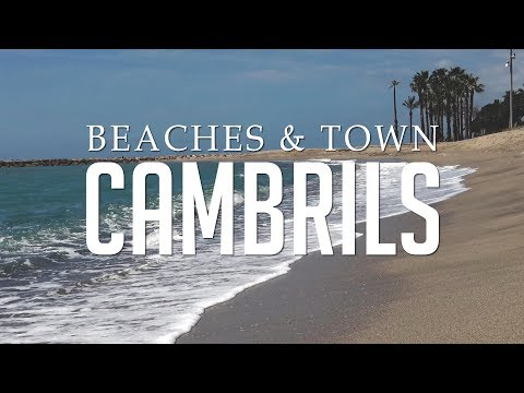 Cambrils: Beach, Town & Old Town | Costa Dorada | Spain