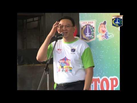 20 Agsts 2014 Wagub Basuki T. Purnama menghadiri acara Peringatan HAN Provinsi DKI Jakarta