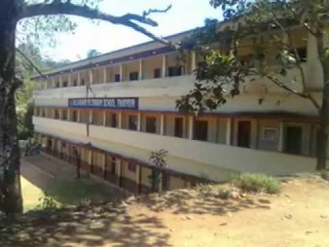 Thadiyoor School Album video