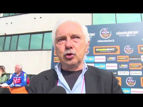 Gianni Savio ravi qu'Androni-Sidermec ait sa wild-card pour le Giro 2018