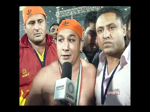 Kabaddi World Cup Final 2011 Canada video