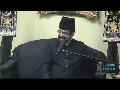 15th Saffar 2019/1441 Maulana Abid Bilgrami Majlis