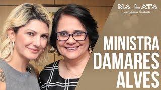 NALATA com Ministra Damares Alves
