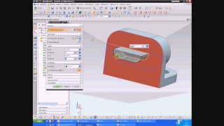 Siemens NX7.5 Exercise5 part3