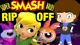 Super Smash Bros. RIP OFFS! - ConnerTheWaffle