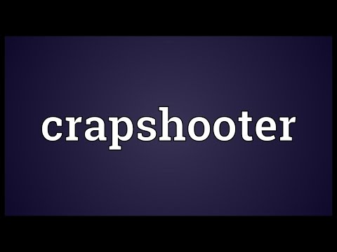 Header of crapshooter