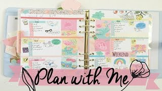 Plan with Me-A5 Cocoa Daisy Inserts | OhSoFawn