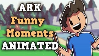 ARK FUNNY MOMENTS ANIMATED | Liximation Ep.10