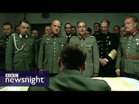 Brussels reacts to Boris Johnson's Hitler comments - BBC Newsnight