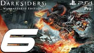 Darksiders Warmastered Edition - Gameplay Walkthrough Part 6 - Griever Boss Fight (PS4 PRO)