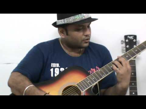 Guitar Cover & Lesson For Baaton Ko Teri From Movi