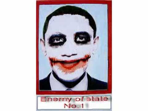 Martial Law and Interpol - Obama addresses the nation.WMV