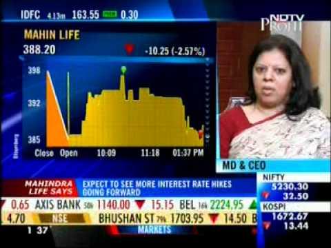 Anita Arjundas, MD - Mahindra Lifespaces talks on Power Lunch, NDTV Profit