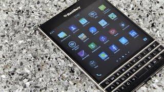 Обзор смартфона BlackBerry Passport с большим квадратным экраном