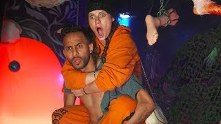 Haunted House Adventure | Anwar Jibawi & Hannah Stocking