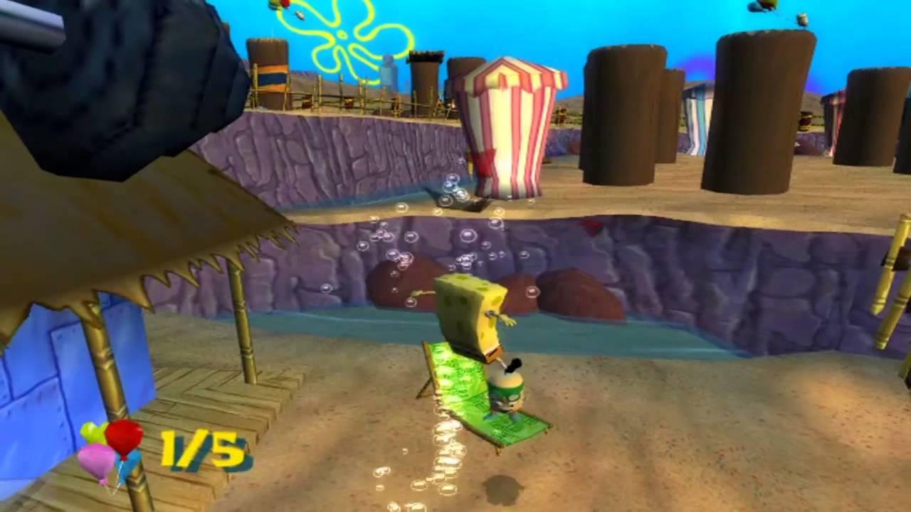 SpongeBob SquarePants: Battle for Bikini Bottom - Wikipedia