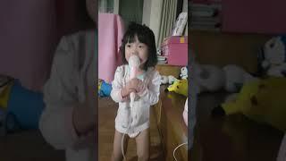 어린이노래방학습기로 매력발산