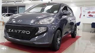 Official Modified Hyundai Santro|Custom Alloy,Grill,Chrome|Exterior,Interior,Engine Bay 4K 60FPS