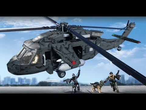Review CoD: Ghosts Tactical Helicopter