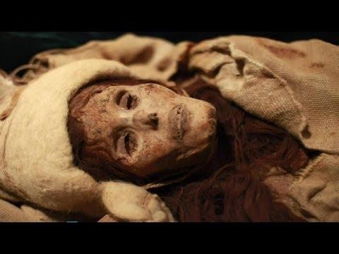 1,300 Year Old Mummy Discovered!!!