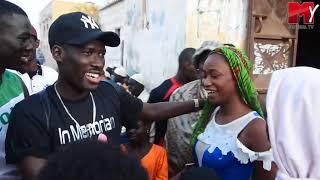 VIDEO - Momo Dieng en plein social , 4ème Édition élan de solidarité à Bargny