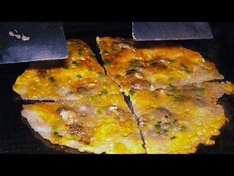 China Street Food - Shenzhen Oyster Pancake