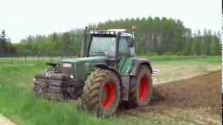 Fendt 824 + Rabe [HD]