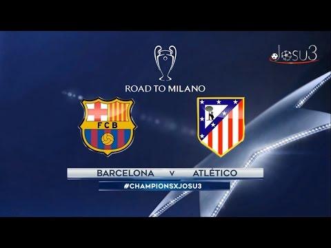 Previas UEFA Champions League 2016 - Previa FC Barcelona vs. Atlético Madrid (5 de Abril de 2016)