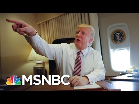 President Donald Trump's Troubling Choice Of Words | Hardball | MSNBC