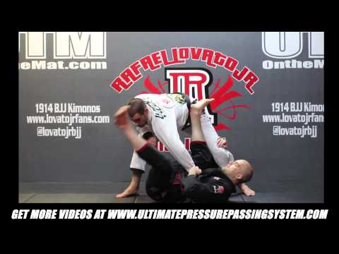 Rafael Lovato BJJ - Open Guard With James Puopolo - Rafael Lovato BJJ Image 1
