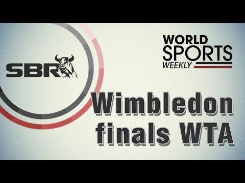 Petra Kvitova vs Eugenie Bouchard   Wimbledon 2014 Women's Final Preview