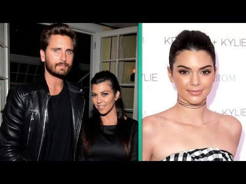 Kourtney Kardashian Finds Scott Disick In Bed With Kendall Jenner-See Her Reaction!